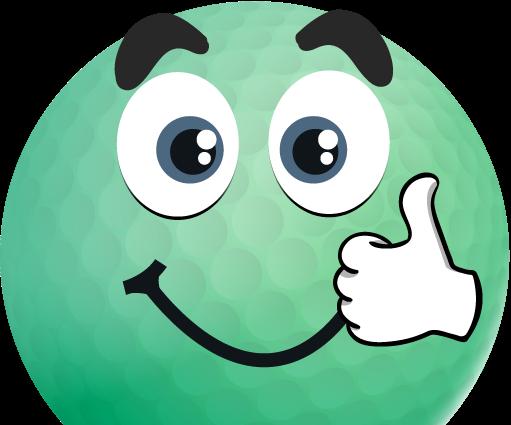 Golf voor plezier logo